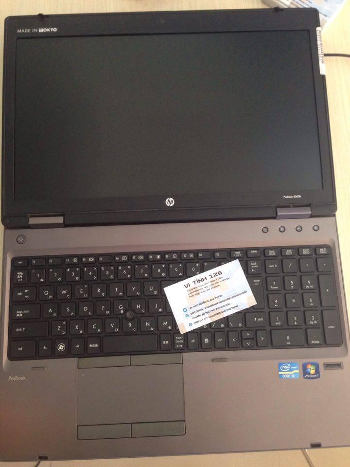 hp elitebook 6560b